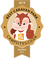 Campsites.co.uk camping and glamping awards